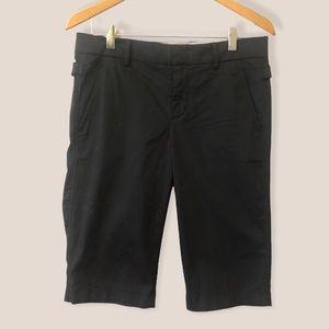 Vince stretch cotton Bermuda shorts